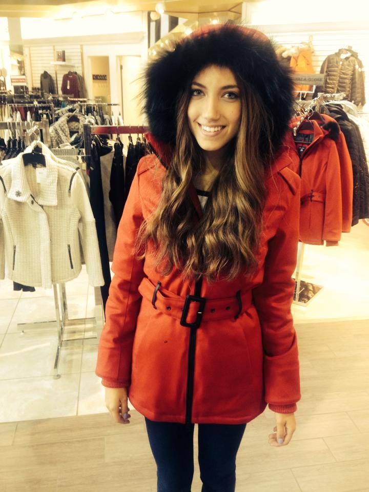b1a016d741f Pin by Sarah Palmer on Style Hit List | Winter jackets, Parka ...
