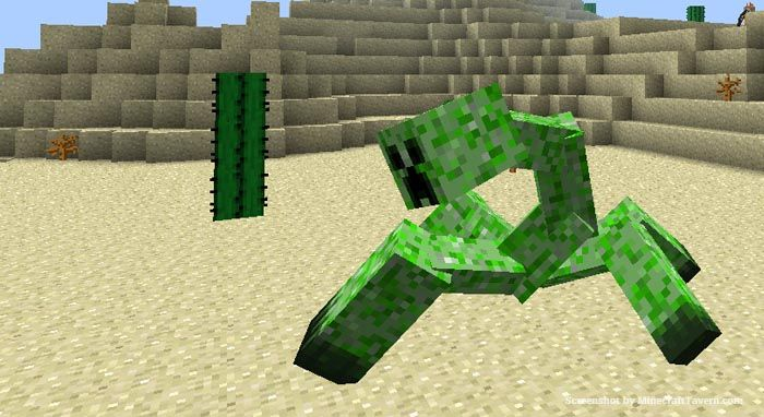 Minecraft Mutant Creatures Mod Google Search The Creeper Game