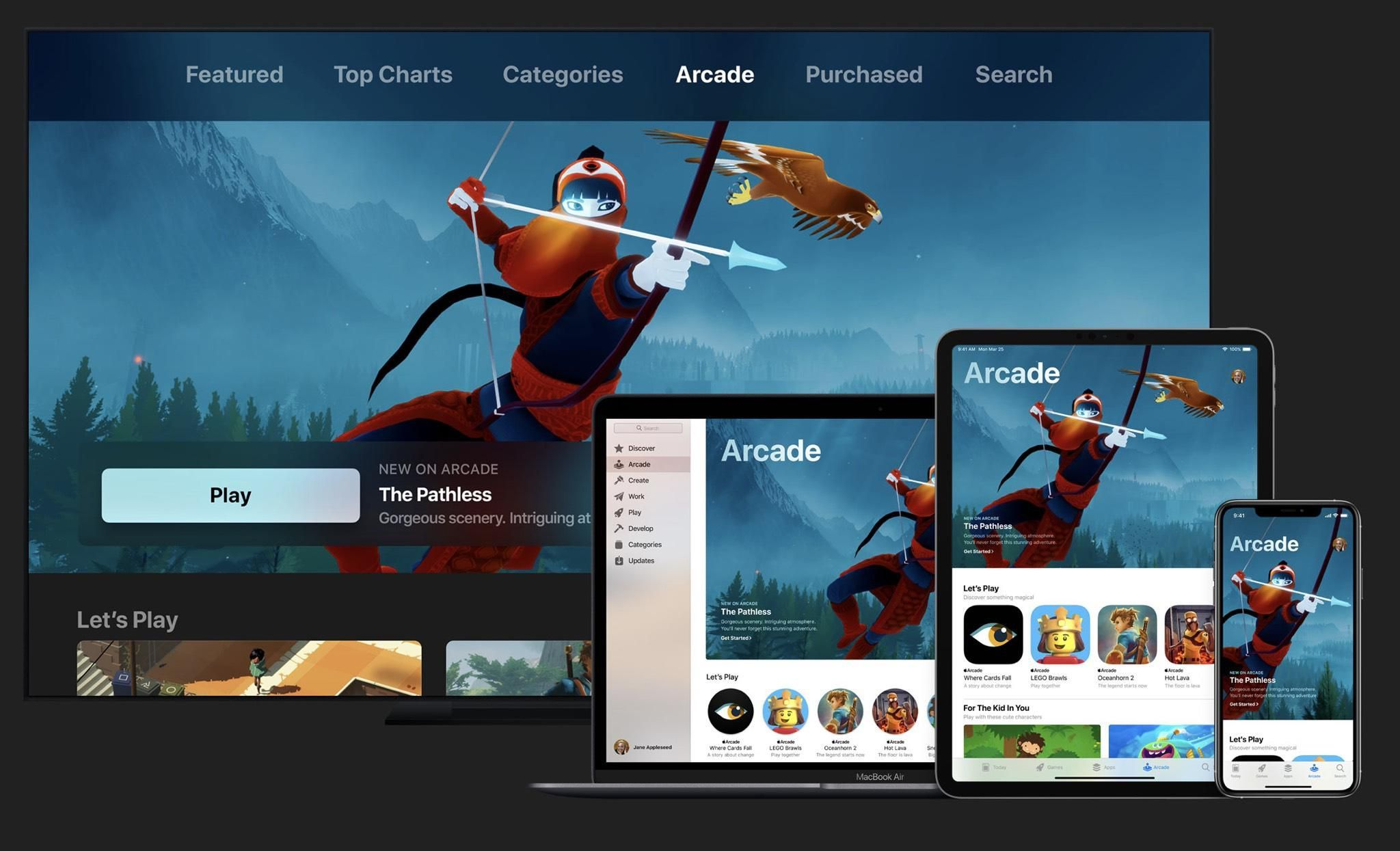 Apple Arcade is already here three days early How to sign
