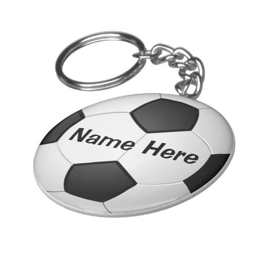 Personalized Cheap Soccer Gifts For Girls Boys Keychain Zazzle Com Soccer Gifts Personalized Football Gifts Gifts For Girls