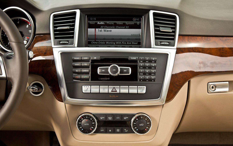 2013 mercedes ml350 interior - Google Search | Mercedes | Mercedes