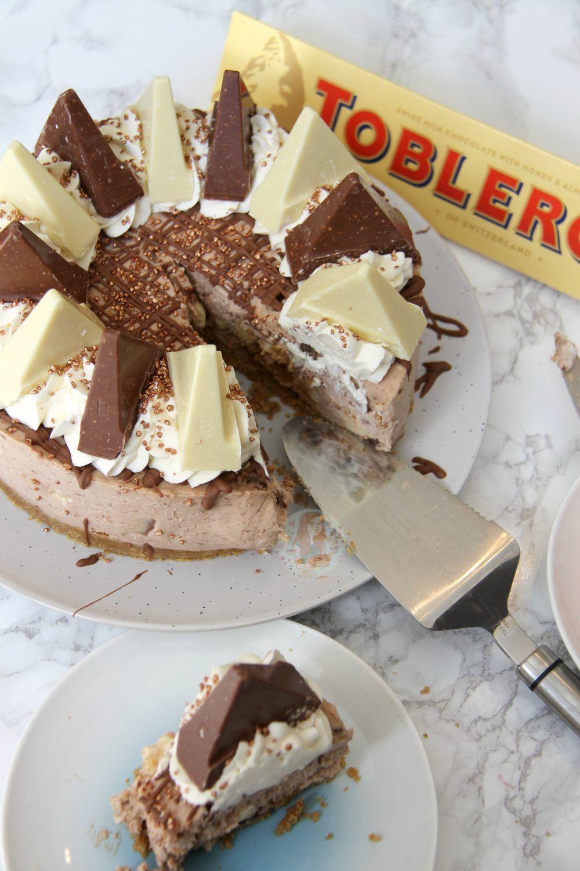 NoBake Toblerone Cheesecake!  Jane's Patisserie is part of Cheesecake -