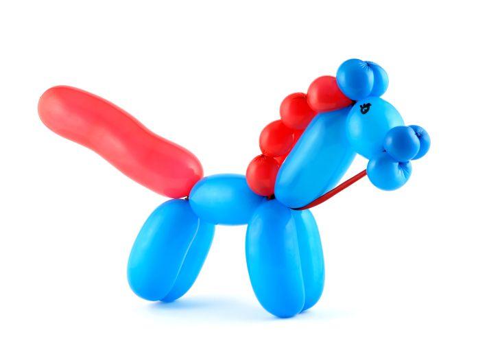 Figuras con globos paso a paso GLOBOS DECO / BALLOON DECO
