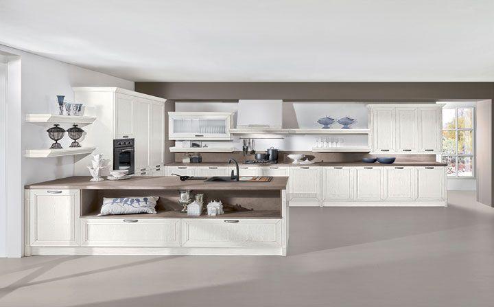 Una perfetta fusione tra stile classico e moderno | Arredamento e ...