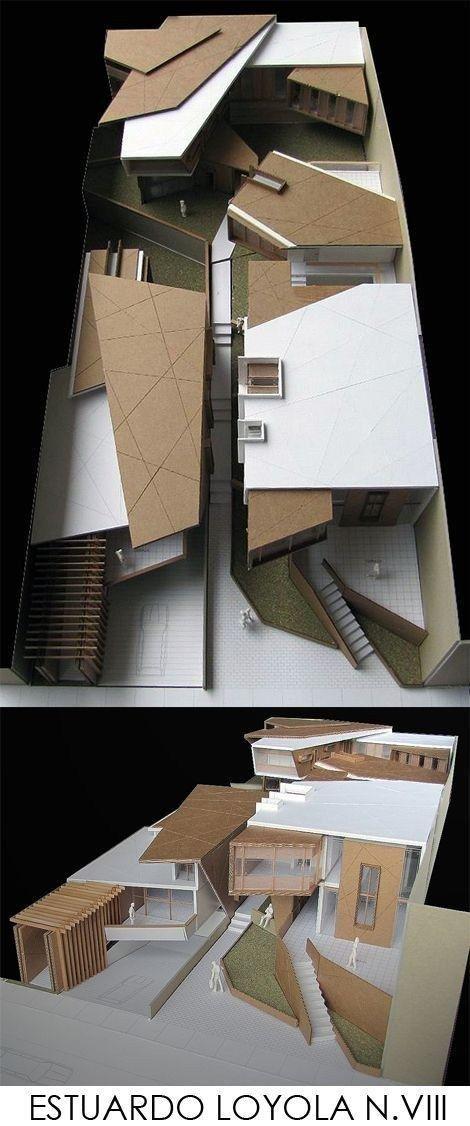 Amazing Architectural Model Engineering Grund Francisca Tapper   Amazing Archit