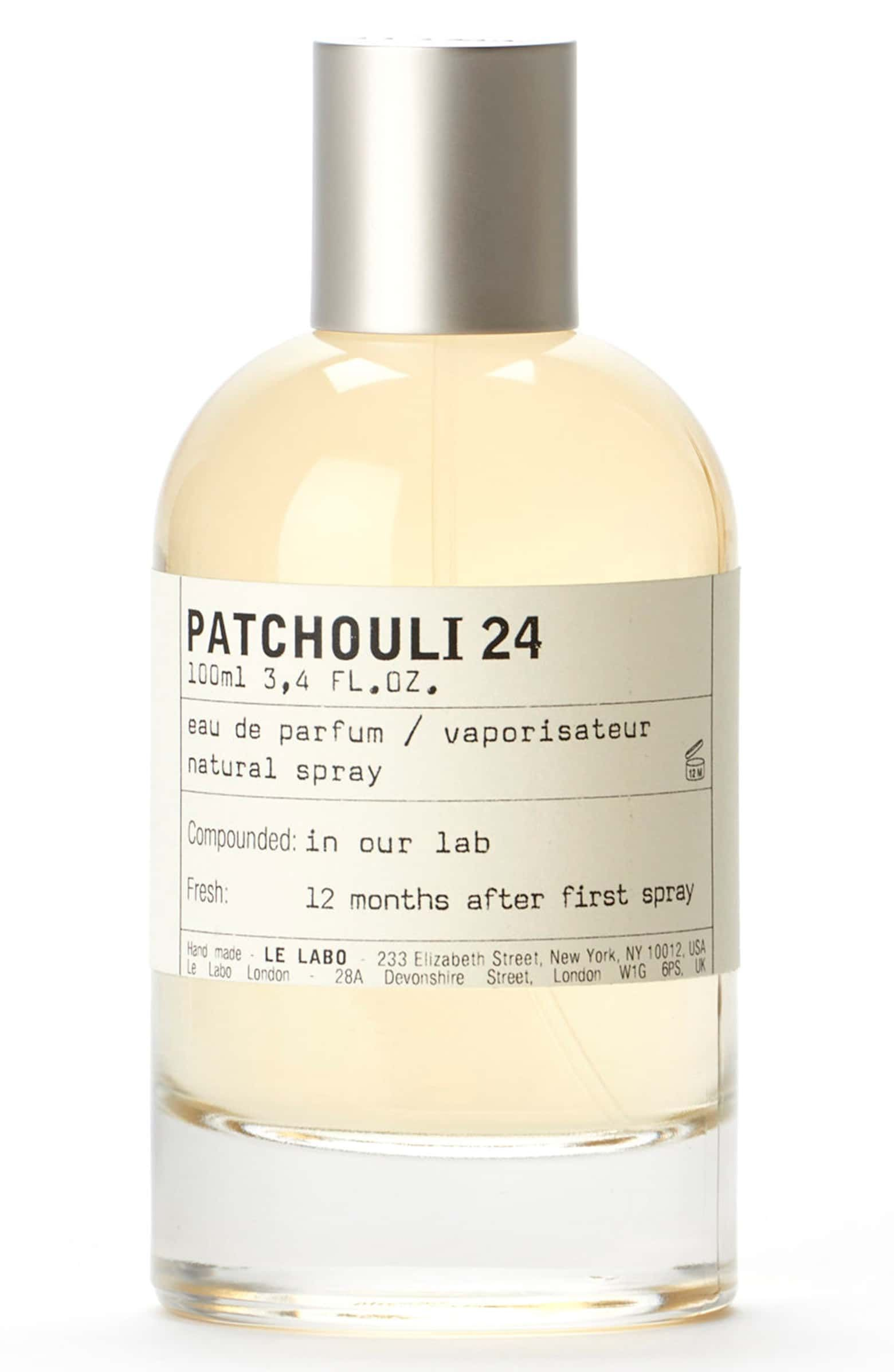 Parfum Diamantform Patchouli 24 Eau De Parfum Main Color No Color Pleasssse