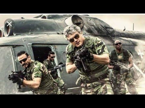 Vivegam 2 Official Trailer in Hindi Dubbed / Ajith Kumar / Tapsee Panu in 2020 | First dance ...