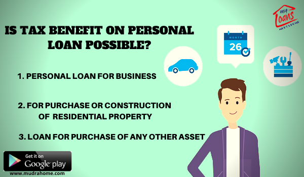 Is Personal Loan Interest Tax Deductible Experian