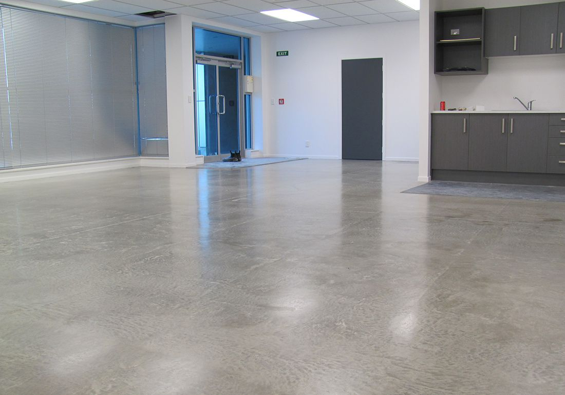 Polished Concrete Floors Nz Are Low Maintenance Easier To Clean And More Durable Than Many Flooring Options As Well Providing You A Modern