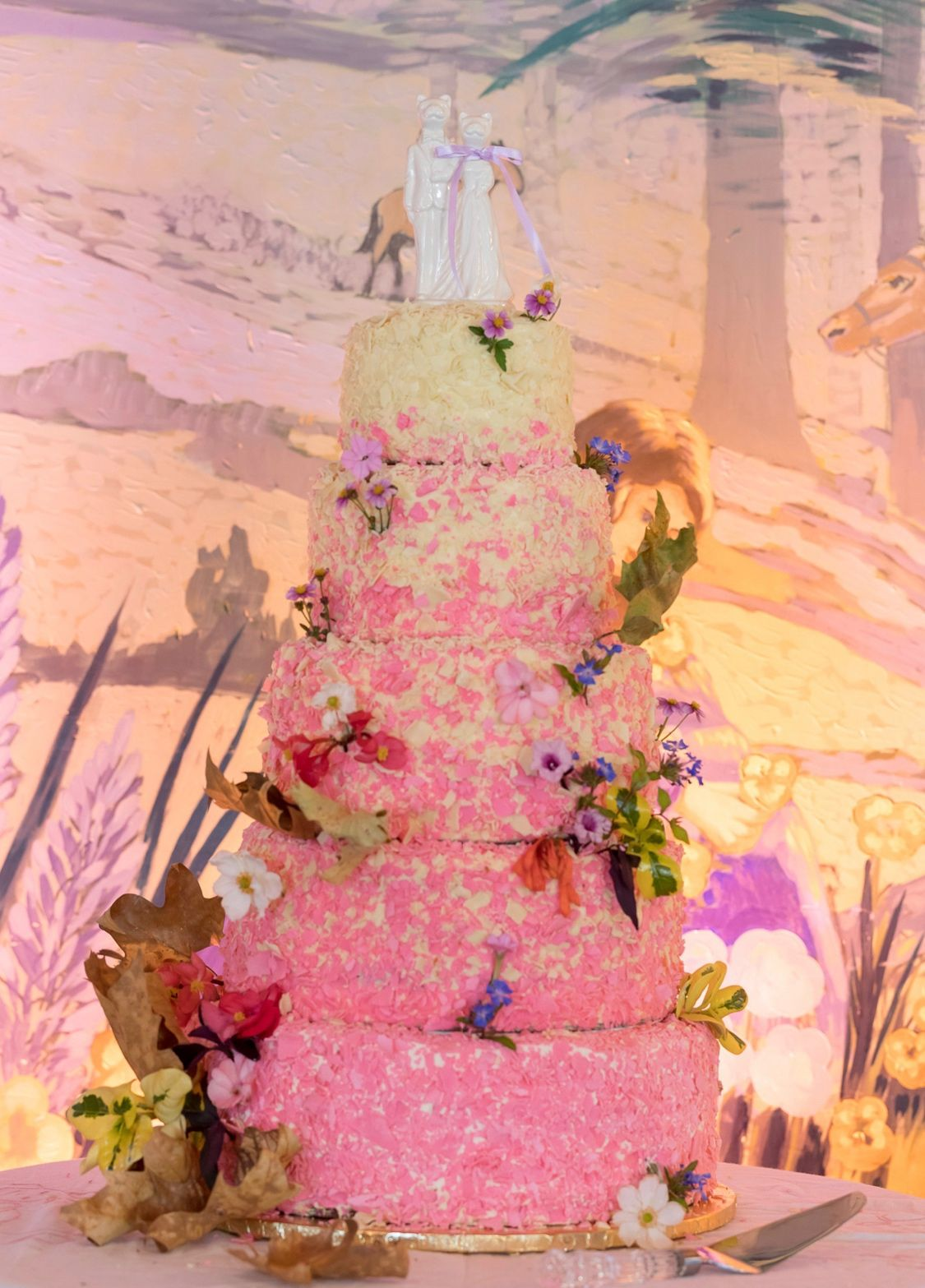 Is there anything better than a madonna inn cake add the