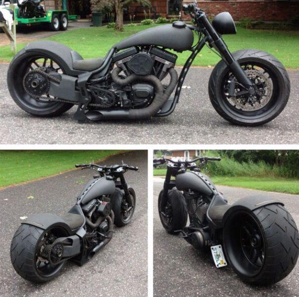 Murderedout Street Bike Custom Street Bikes Batman Bike Street