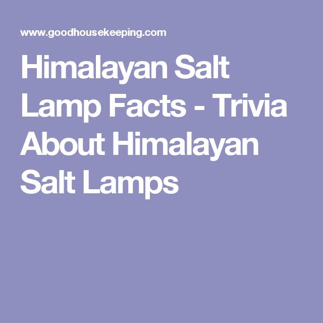 Himalayan Salt Lamp Target 10 Things You Didn't Know About Your Beloved Himalayan Salt Lamp
