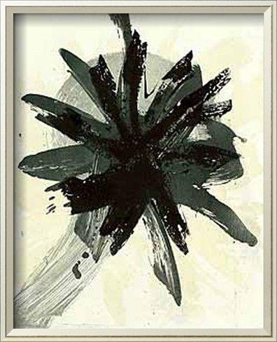 Schleuder by Otto Piene. Limited Edition print from Karen Kimmel's Monochromatic gallery on Art.com, $1149.99