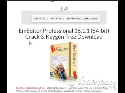 emeditor free 64 bit