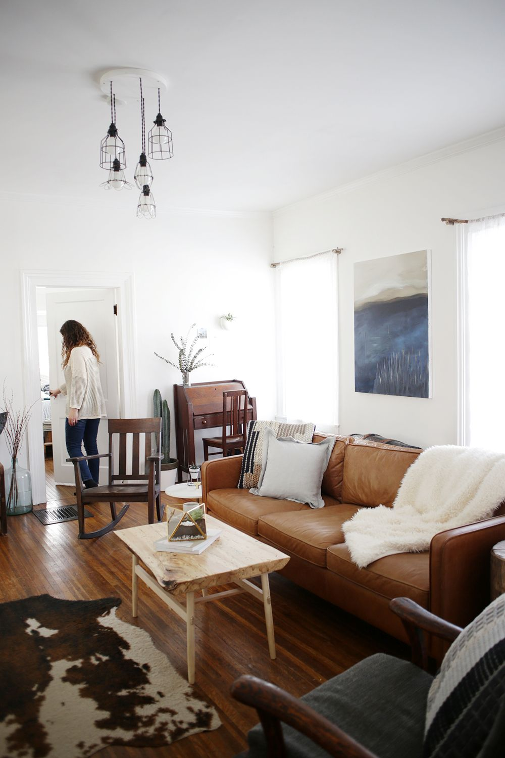 Redecorate My Living Room: We Teamed Up With The Merrythought To Redecorate This