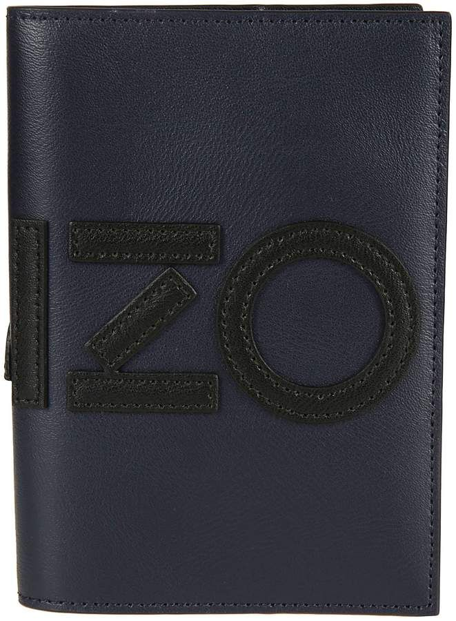 online store 18dcc 6b324 Kenzo Embroidered Passport Holder | Products | Kenzo, Passport, Bags