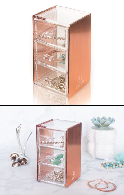 10 Gifts for Moms who are Young at Heart   Acrylic organizer, Gift ...