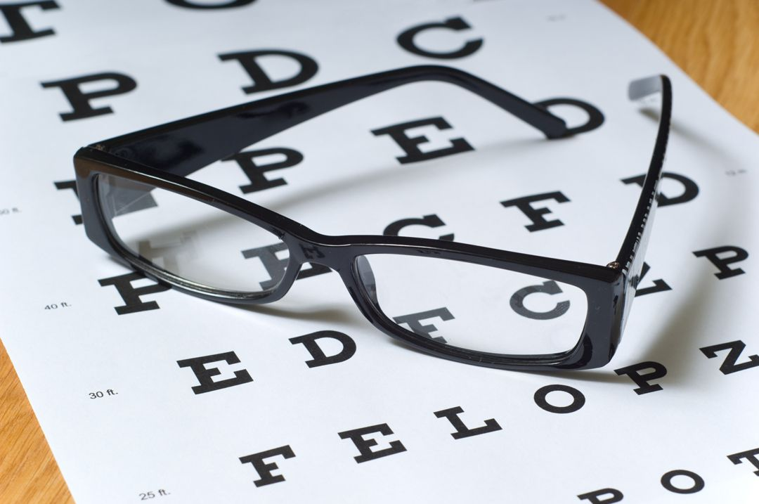 August is National Eye Exam Month. Keep your eyes healthy