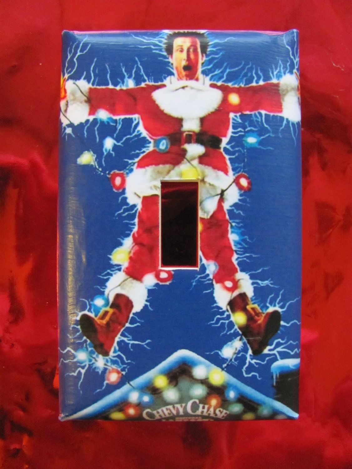National Lampoon's Christmas Vacation Switch Plate By