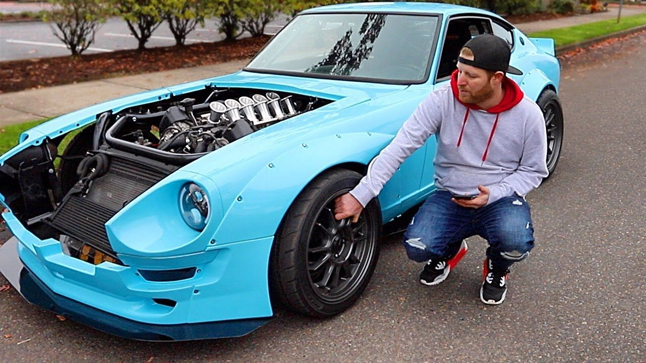 How Much Did The 240z Cost To Build? http