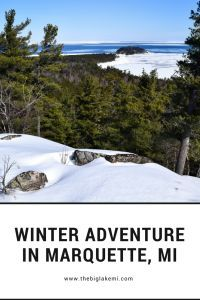 Photo of Winter Adventure in Marquette