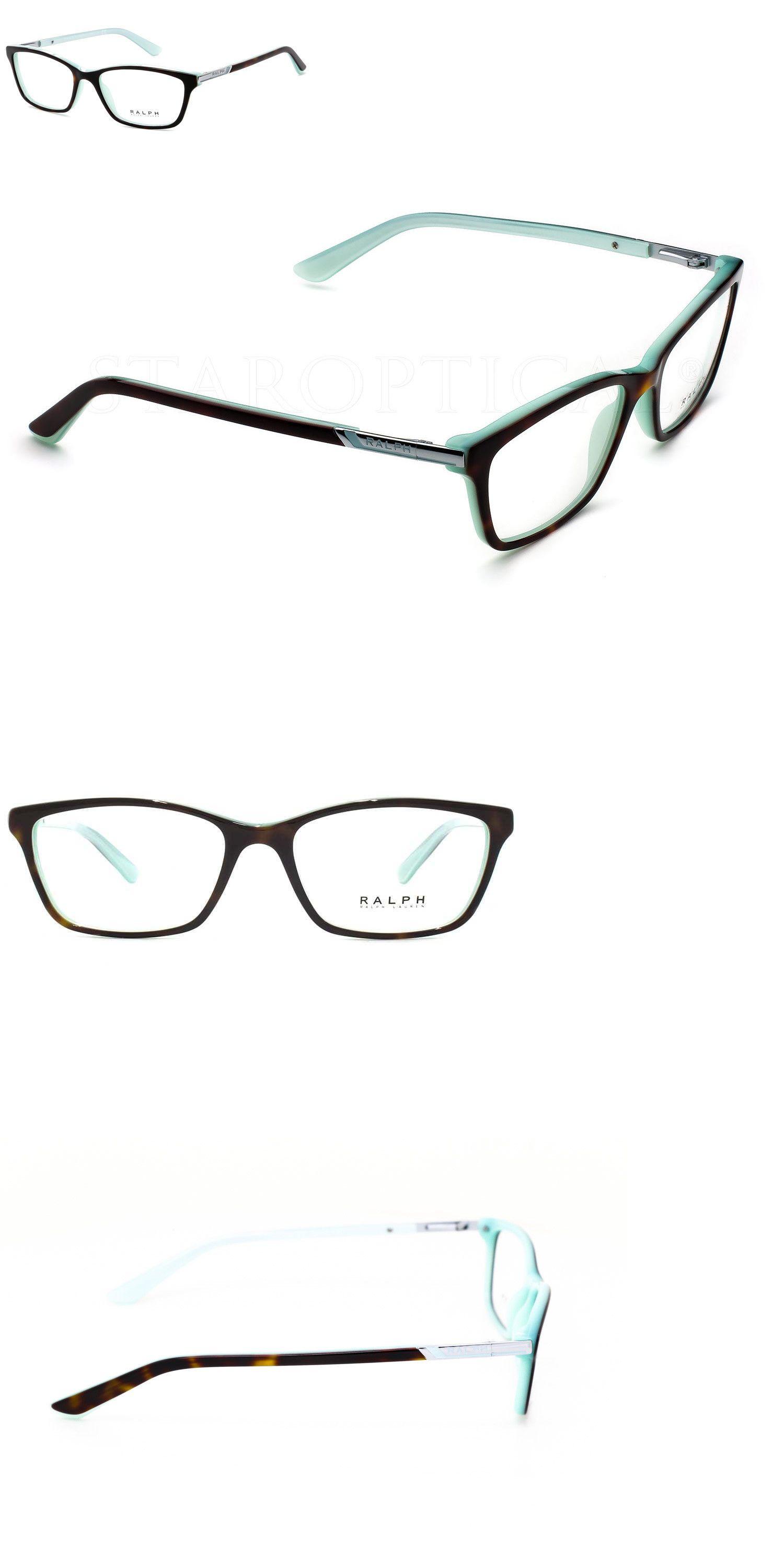 Lauren Clear Ralph Glasses 601 Ra Fashion Eyewear 7044 179244New ARq35j4L
