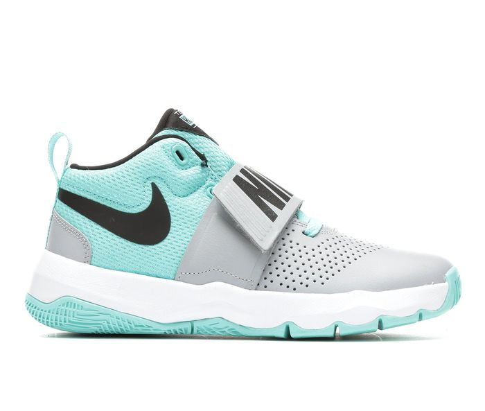 look out for best loved big discount Nike Team Hustle D8 Girls 3.5-7 Basketball Shoes | Childrens shoes