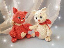Photo of dreamy kitten, crochet pattern