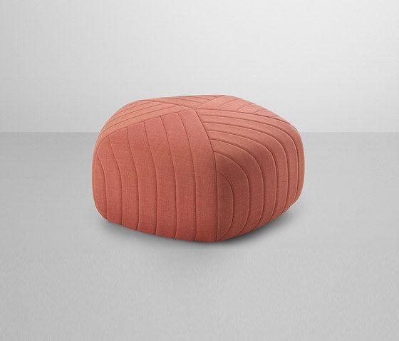 Poufs | Seating | Five Pouf | Muuto | Anderssen