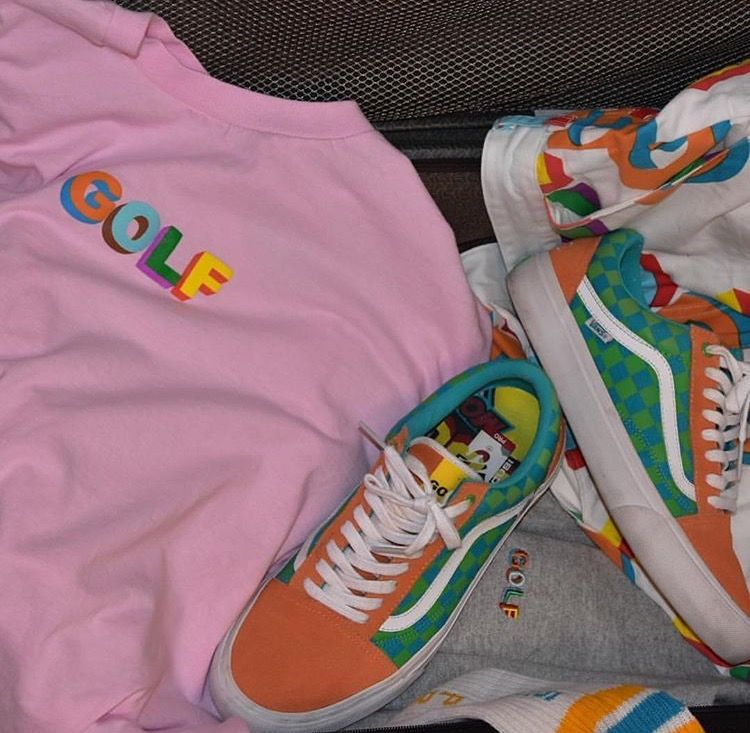 1310cd6127 golf wang collection + collab vans tyler, the creator | hypebeast ...