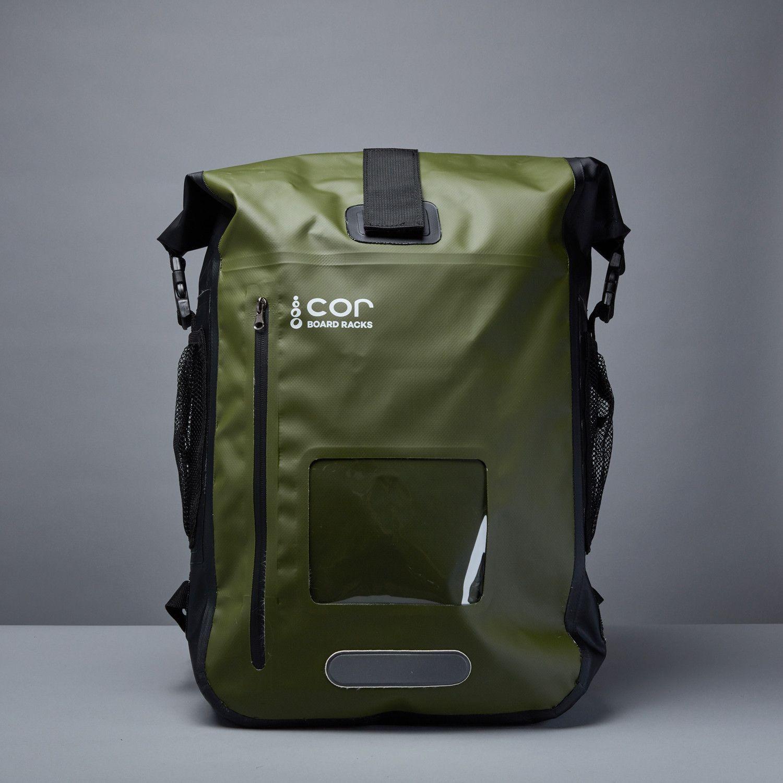 COR Waterproof Dry Bag Backpack (Green) | Drybags | Pinterest ...