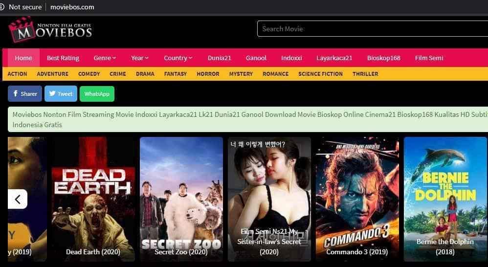 Nonton Gratis Dan Download Film Terbaru Dan Lengkap Di Moviebos Di 2020 Film Baru Film Bioskop