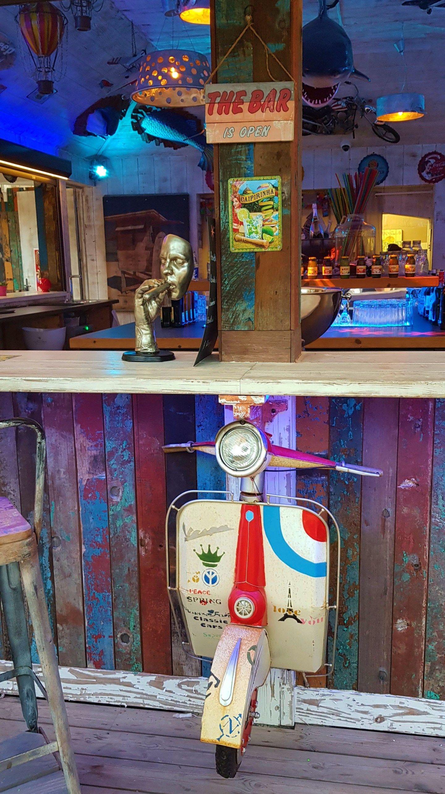 Kon Tiki Huts Review A Short Stay In St Tropez Tiki Hut Tiki Picture Postcards