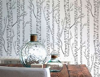 Handcrafted Wall Stencils