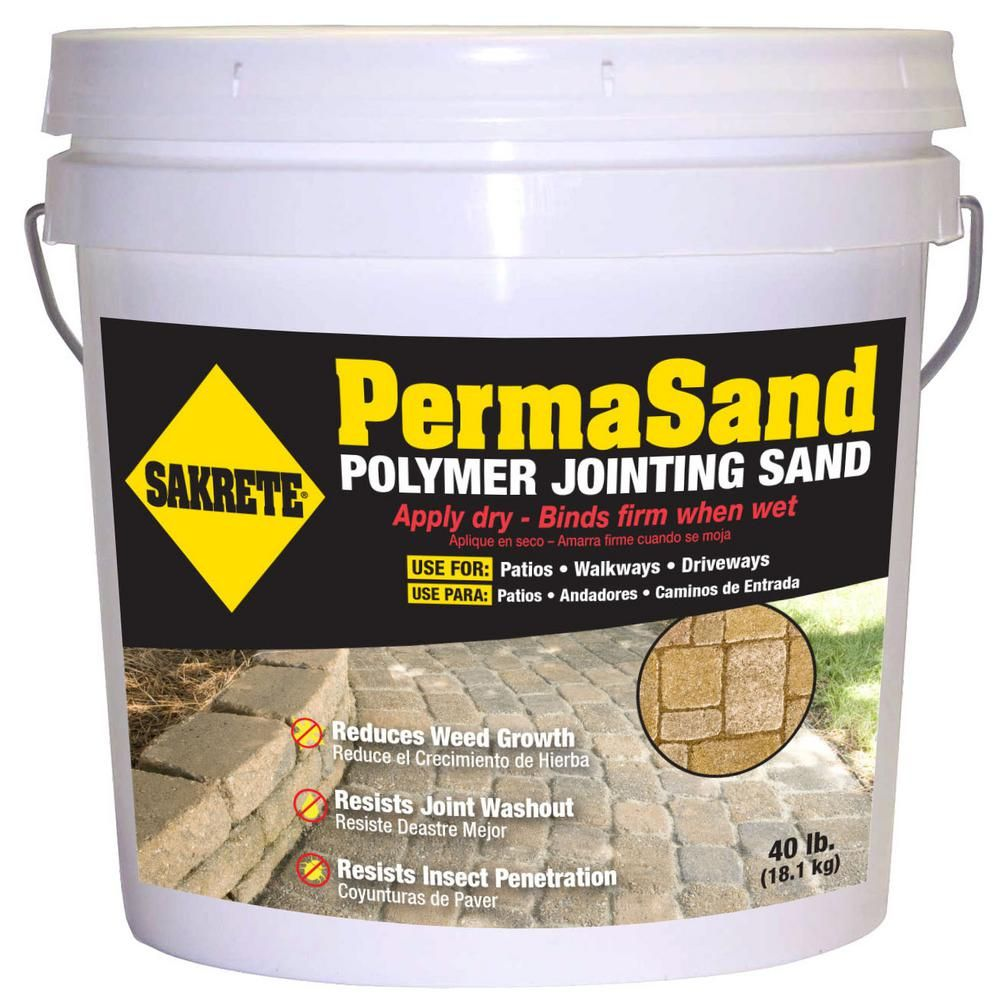 Paver Joint Sand