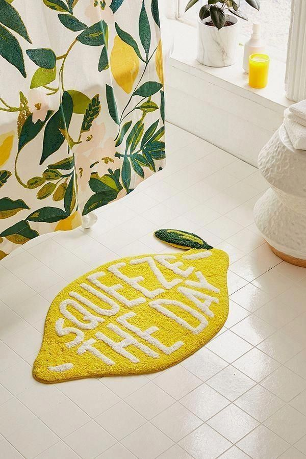 Photo of Squeeze The Day Bath Mat