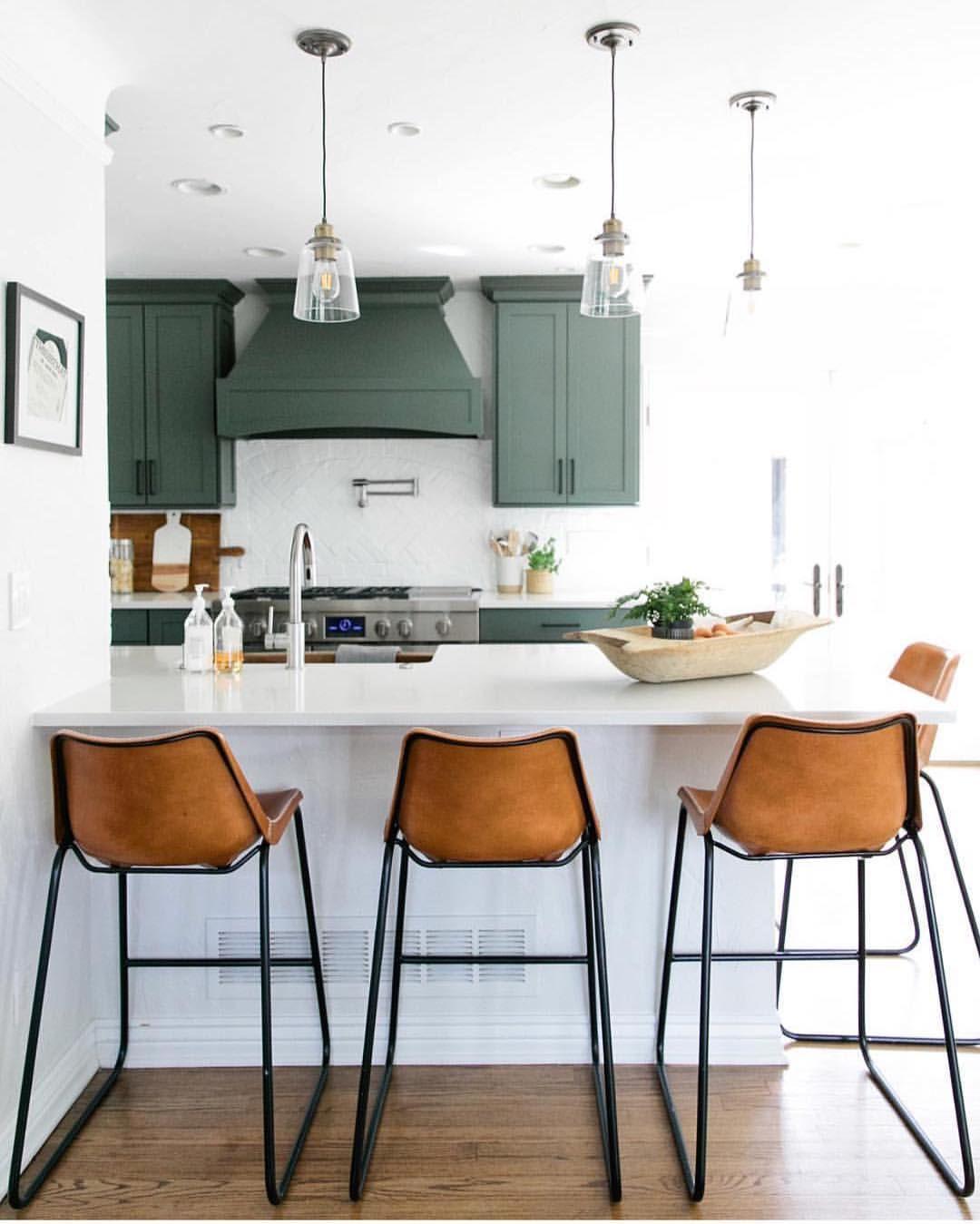 Audrey Crisp On Instagram: U201cAh. What A Pretty Kitchen Remodel! Great Job  @cookdesignhouse 💚 📷: @calliehobbsphotographyu201d