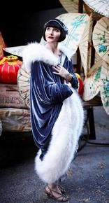 1920s Cocoon Coat! From Miss Fisher's Murder Mysteries! Gorgeous clothing in this Show from Australia!