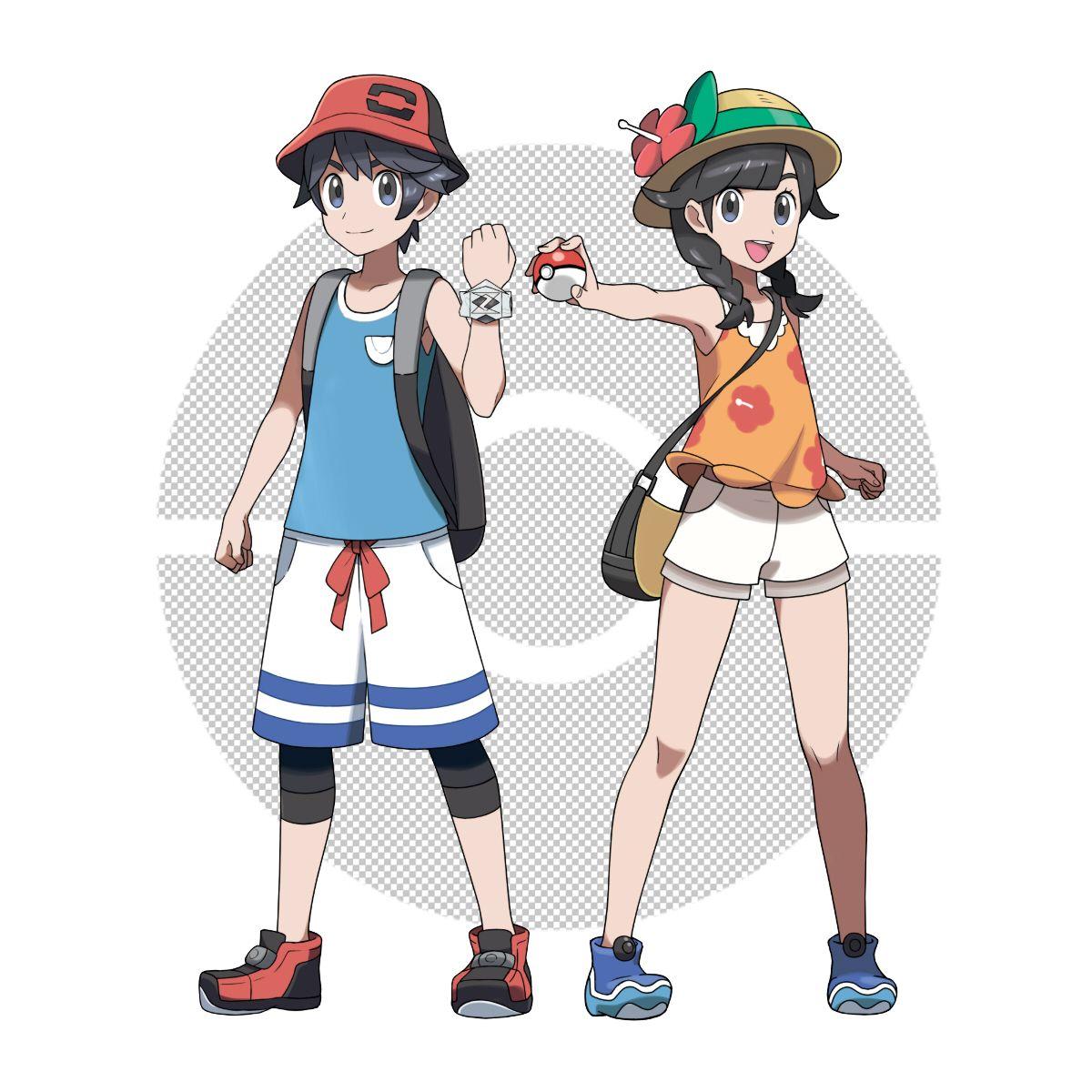Resultado De Imagem Para Pokemon Ultra Sun And Ultra Moon Fan Art
