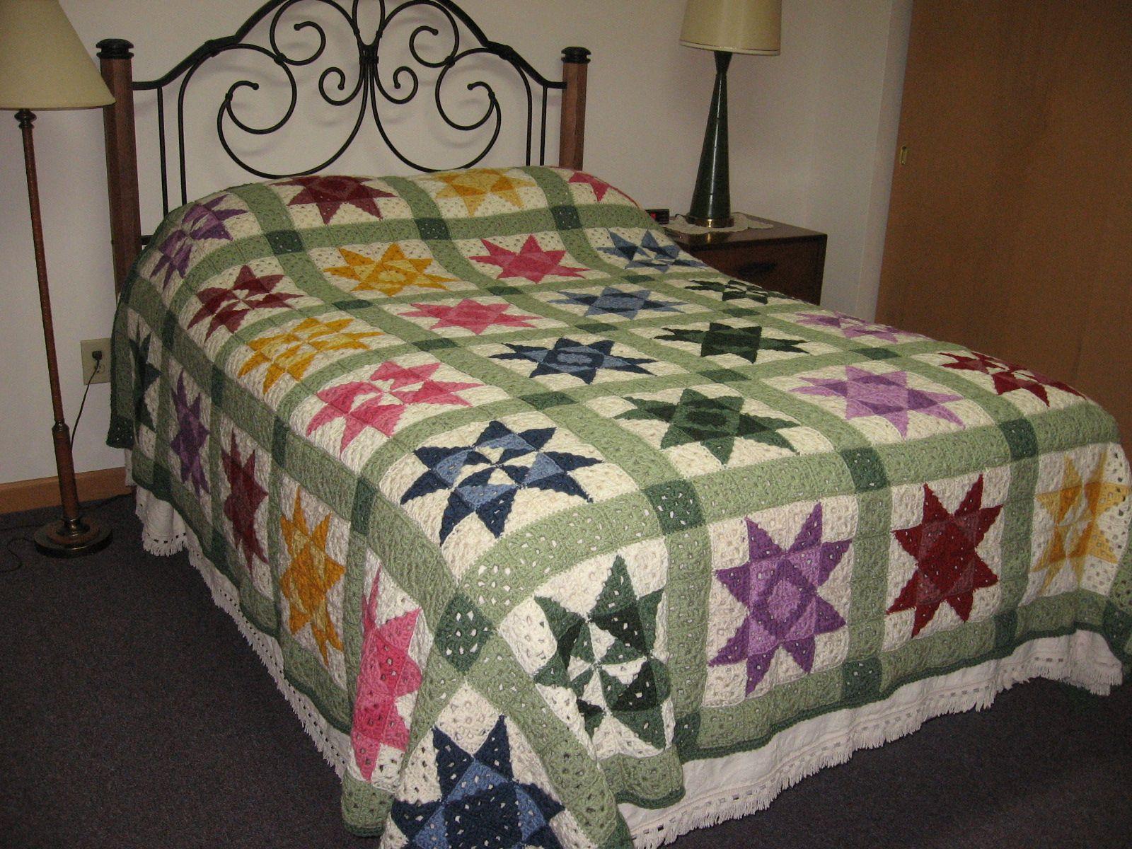 Crochet Quilt Patterns Custom Inspiration Design