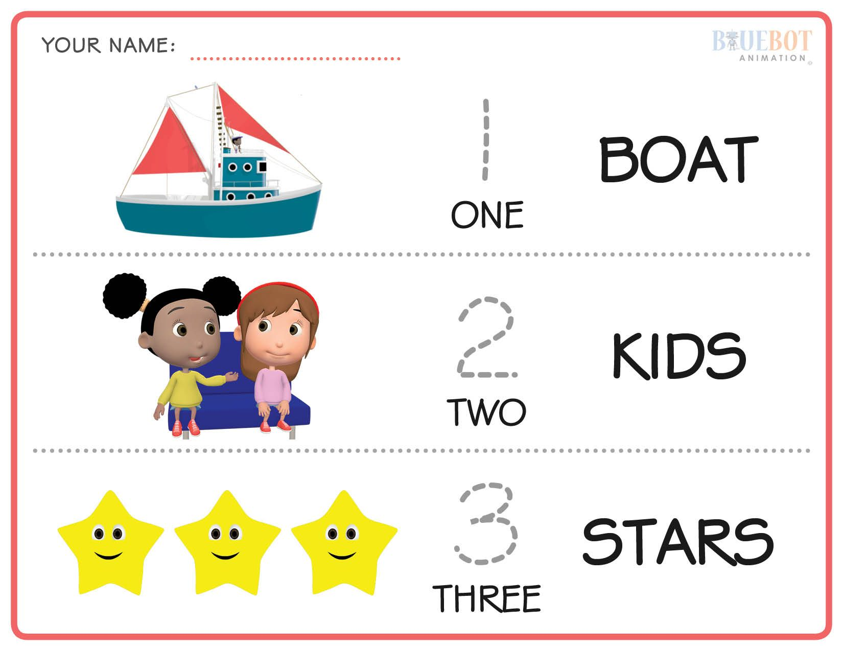 Printable Adding Worksheets