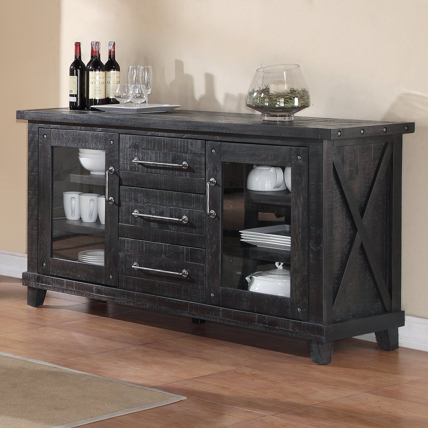 Shop Modus Furniture  7YC973 Yosemite Sideboard at ATG Stores. Browse our buffets, sideboards & hutches, all with free shipping and best price guaranteed.