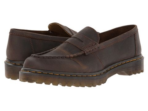 52c4efde6b5 Dr. Martens Mabbott Penny Loafer Aztec Rugged Crazy Horse - Zappos.com Free  Shipping BOTH Ways