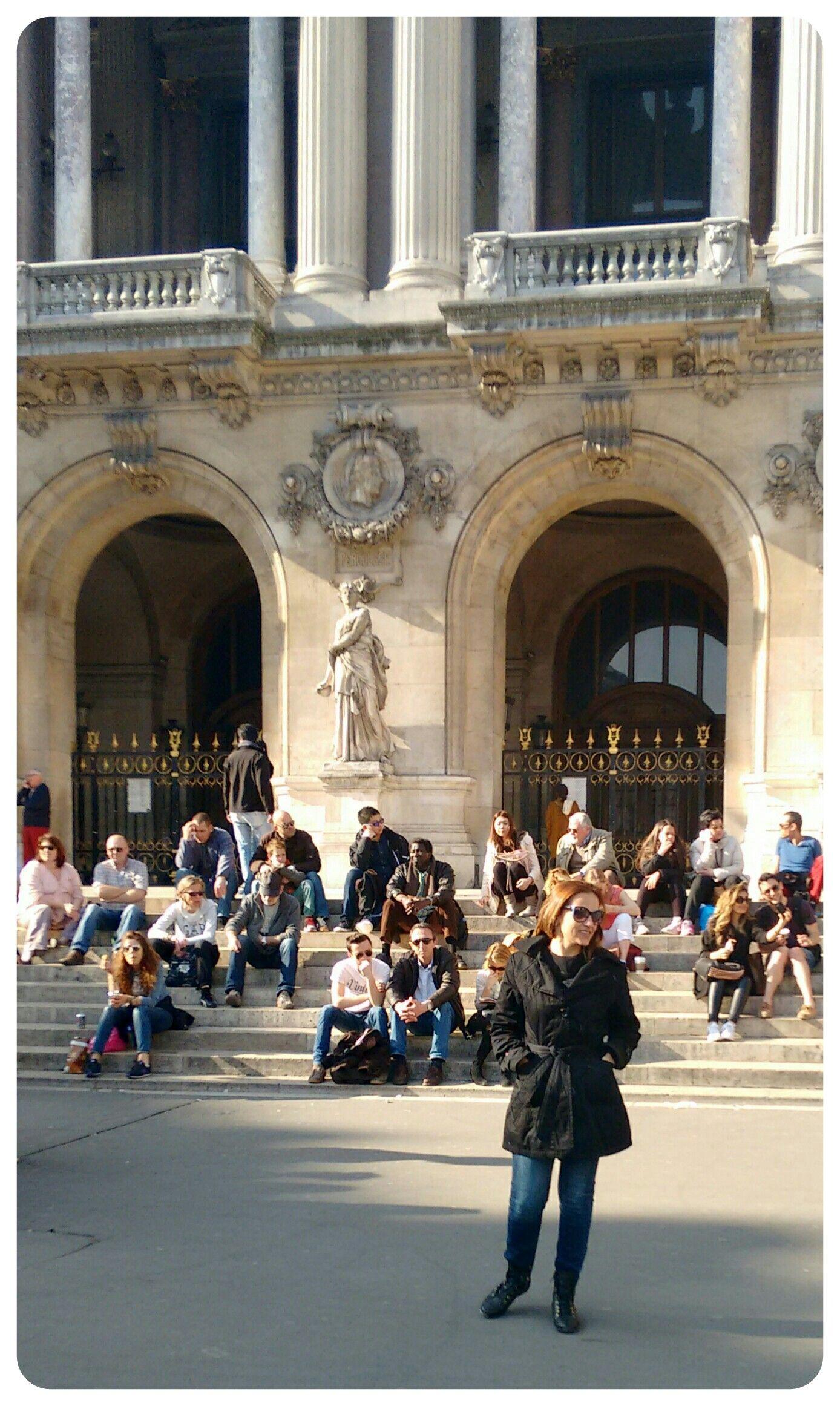 Um dia de passeio mais urbano... Opera.
