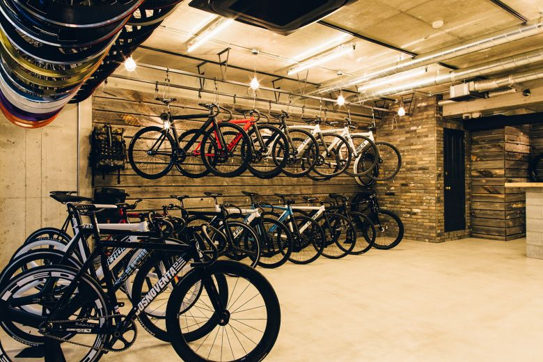 Brotures Opens Shop In Kichijoji Japan In 2020 Bike Store Track Bike Bike Shop