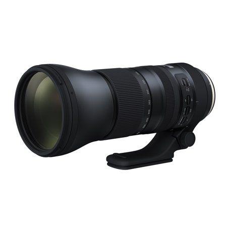 Sp 150-600mm F5.0-6.3 Di VC USD G2 w/hood for Nikon, Size: One size, Black