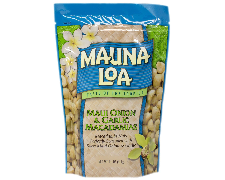 MACADAMIA NUTS *ONION & GARLIC* 191103M181