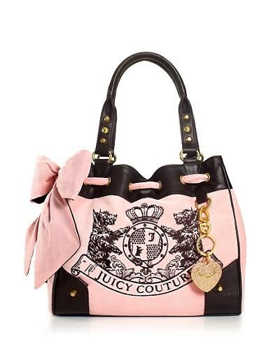 I found 'Juicy Couture daydreamer bag' on Wish, check it out
