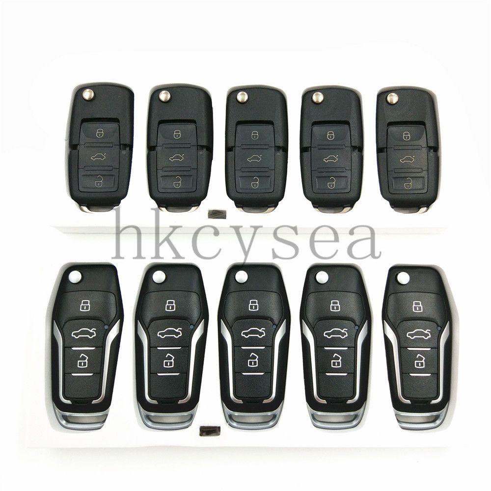 5PCS KEYDIY Original 3 Button Remote Key B01-3 5PCS B12-3 for URG200 KD900 KD200 Key Programmer Machine  #Affiliate