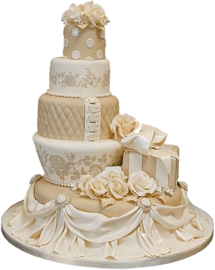 Wedding Clipart Ornate Wedding Cake Png 424 532 Cake Images Wedding Cake Images Wedding Cakes With Cupcakes